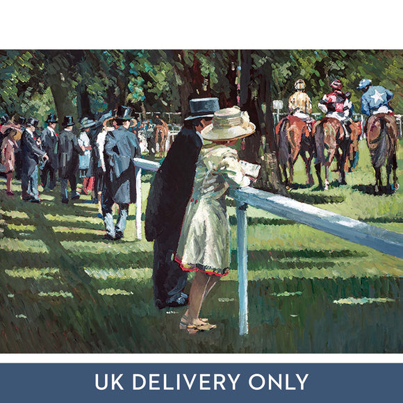 Sherree Valentine Daines 'On Parade' Framed Printed Canvas