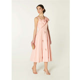 LK Bennett Ladies Jolene Dress Rose