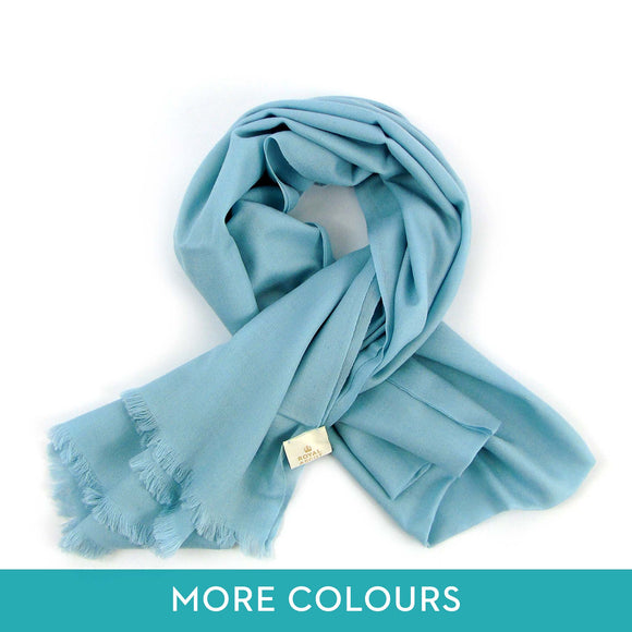 Royal Ascot Merino Wool Scarf