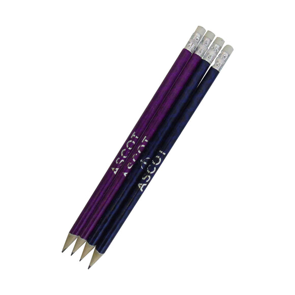 Ascot Pencils (Pack of 4)