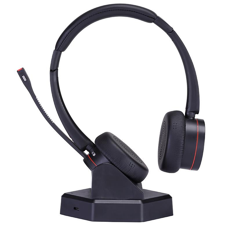 BH06 | Stereo Bluetooth Environmental Noise Cancellation Headset