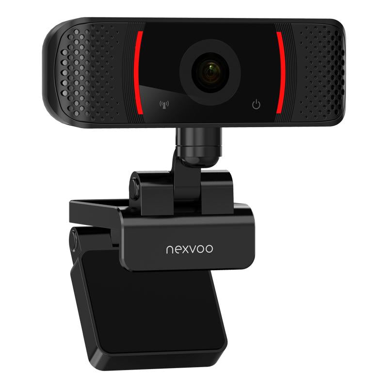 N108 | 1080P USB Full HD Video Webcam