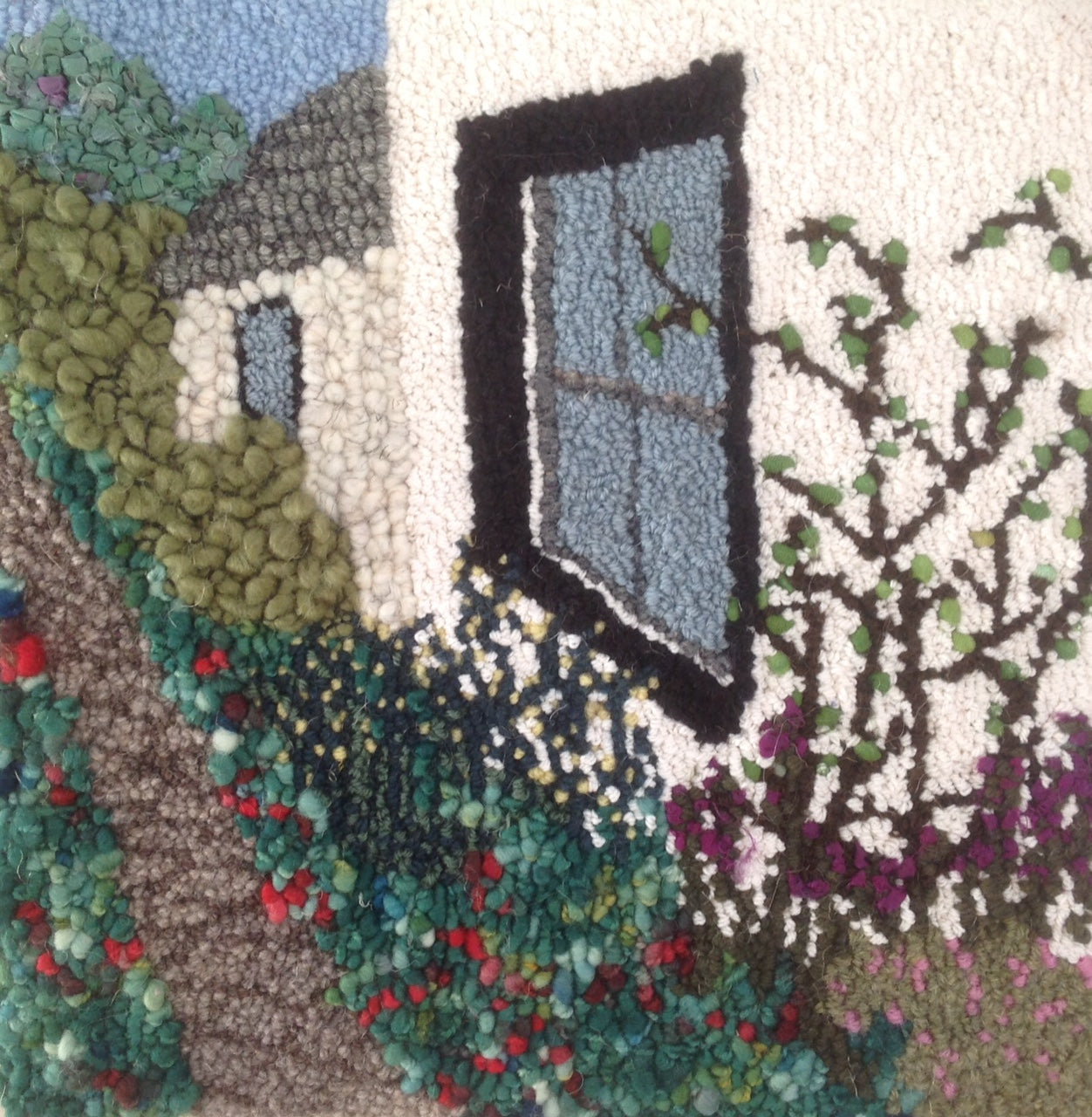 Angles and Architecture Rug Hooking Design Workshop, May 20 & 27, 2021