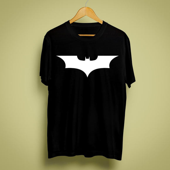 Batman Logo Black T-shirt - YoVibe
