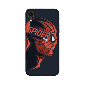 Spider Man Face - iPhone XR CASE - YoVibe