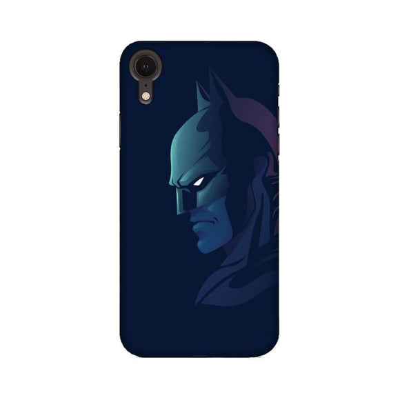 BATMAN FACE - iPhone XR CASE - YoVibe