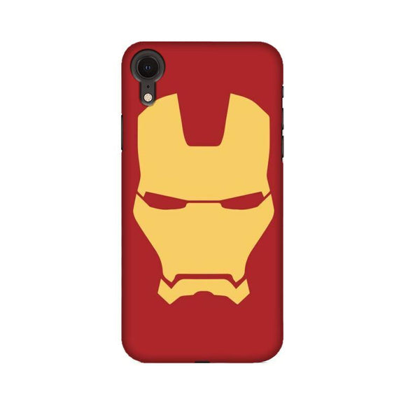 IRON FACE - iPhone XR CASE - YoVibe