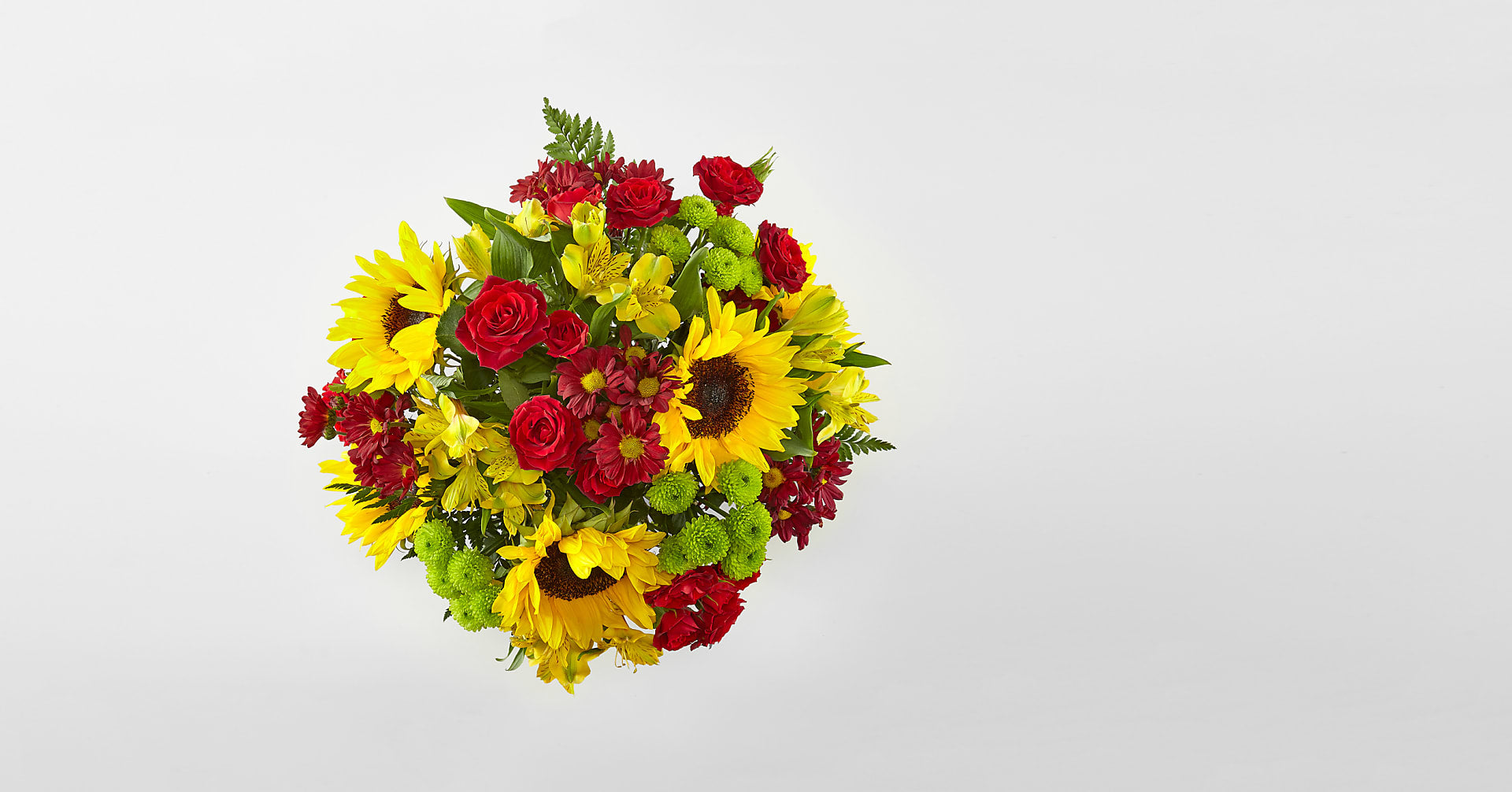 Shades of Autumn Bouquet - Image 2 Of 2