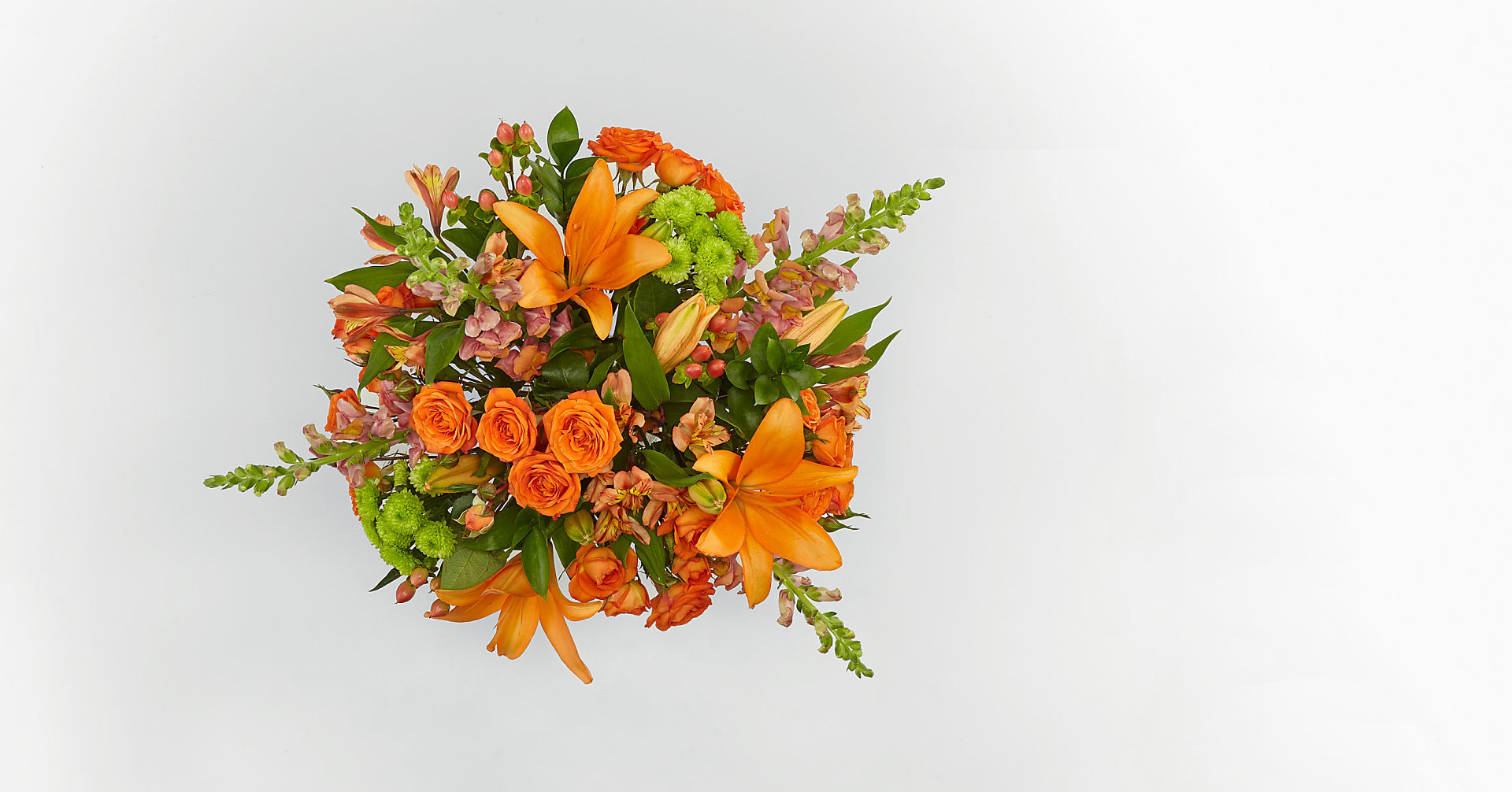 Fresh & Rustic Bouquet - Image 2 Of 2