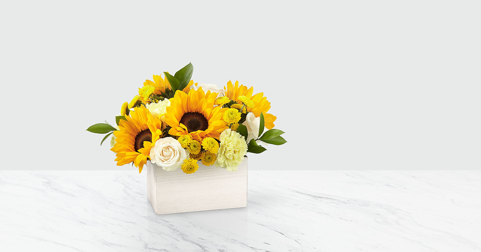 Sweet as Lemonade™ Sunflower Bouquet - Image 1 Of 2