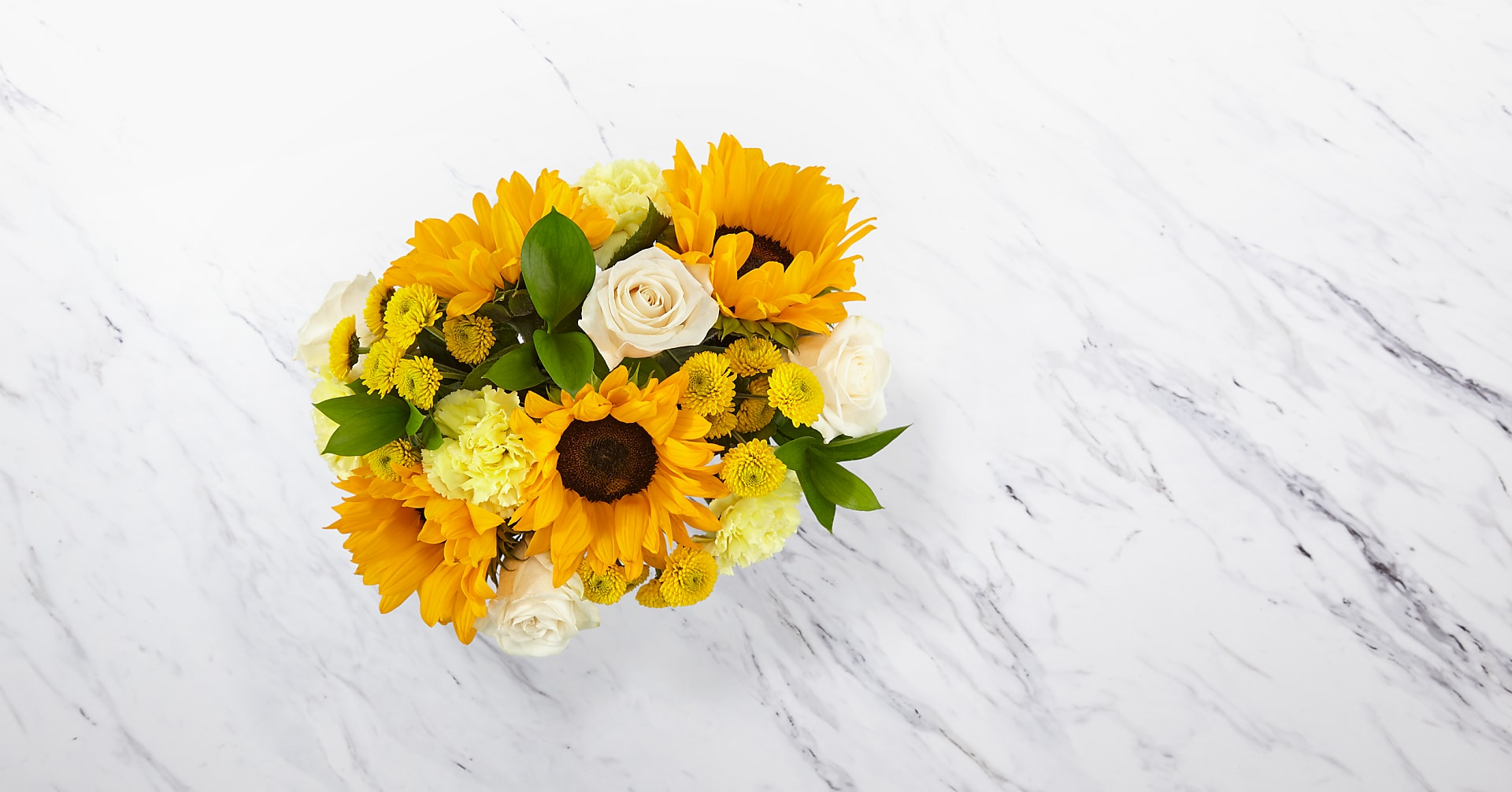 Sweet as Lemonade™ Sunflower Bouquet - Image 2 Of 2