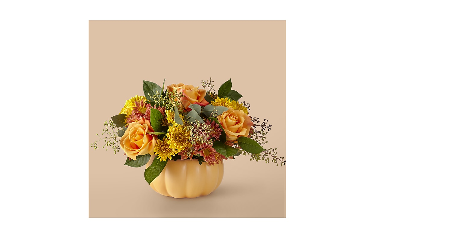 Pumpkin Spice Forever Bouquet - Image 2 Of 4