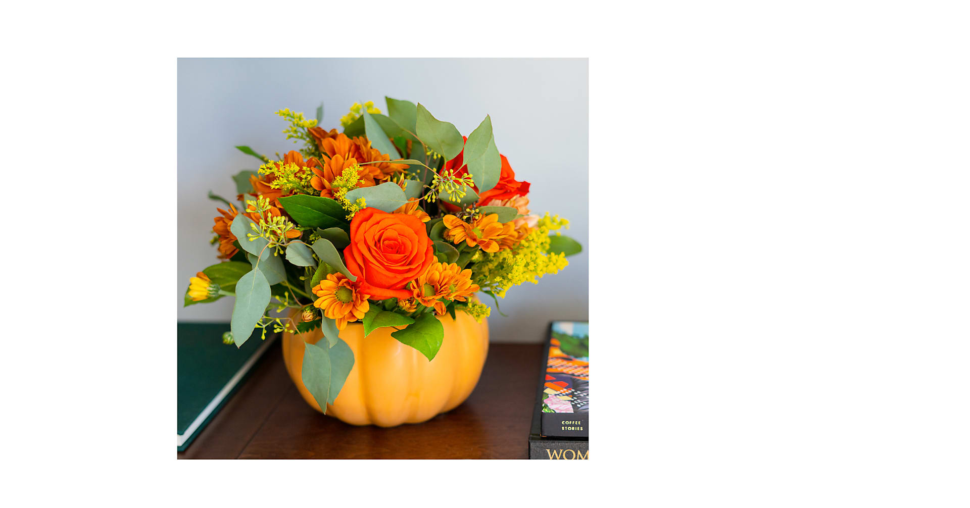 Pumpkin Spice Forever Bouquet - Image 1 Of 4