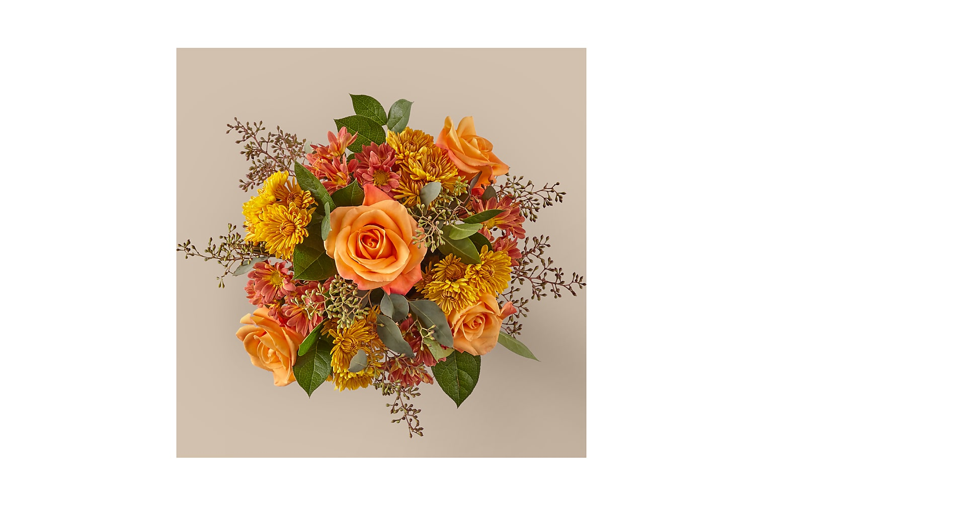 Pumpkin Spice Forever Bouquet - Image 3 Of 4