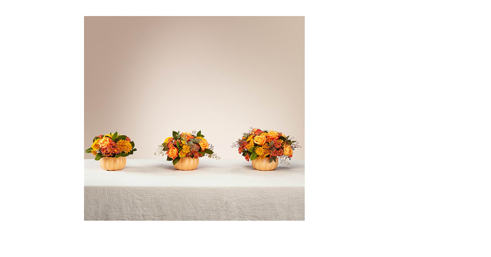 Pumpkin Spice Forever Bouquet - Image 4 Of 4