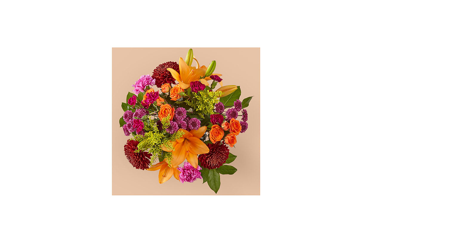 Walk in the Park Bouquet - Image 3 Of 4