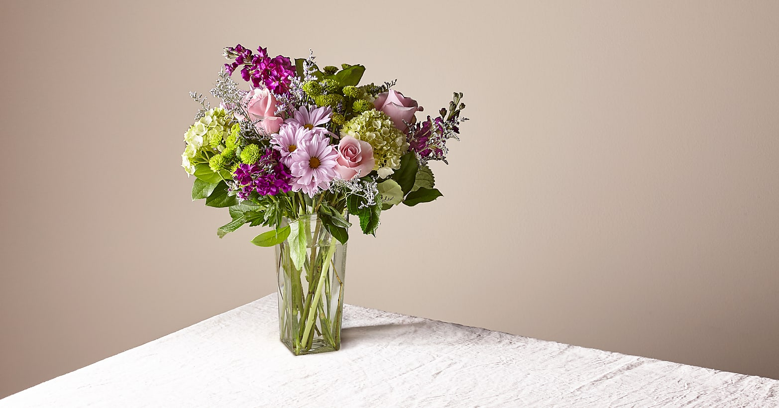 Lavender Bliss Bouquet - Image 6 Of 6