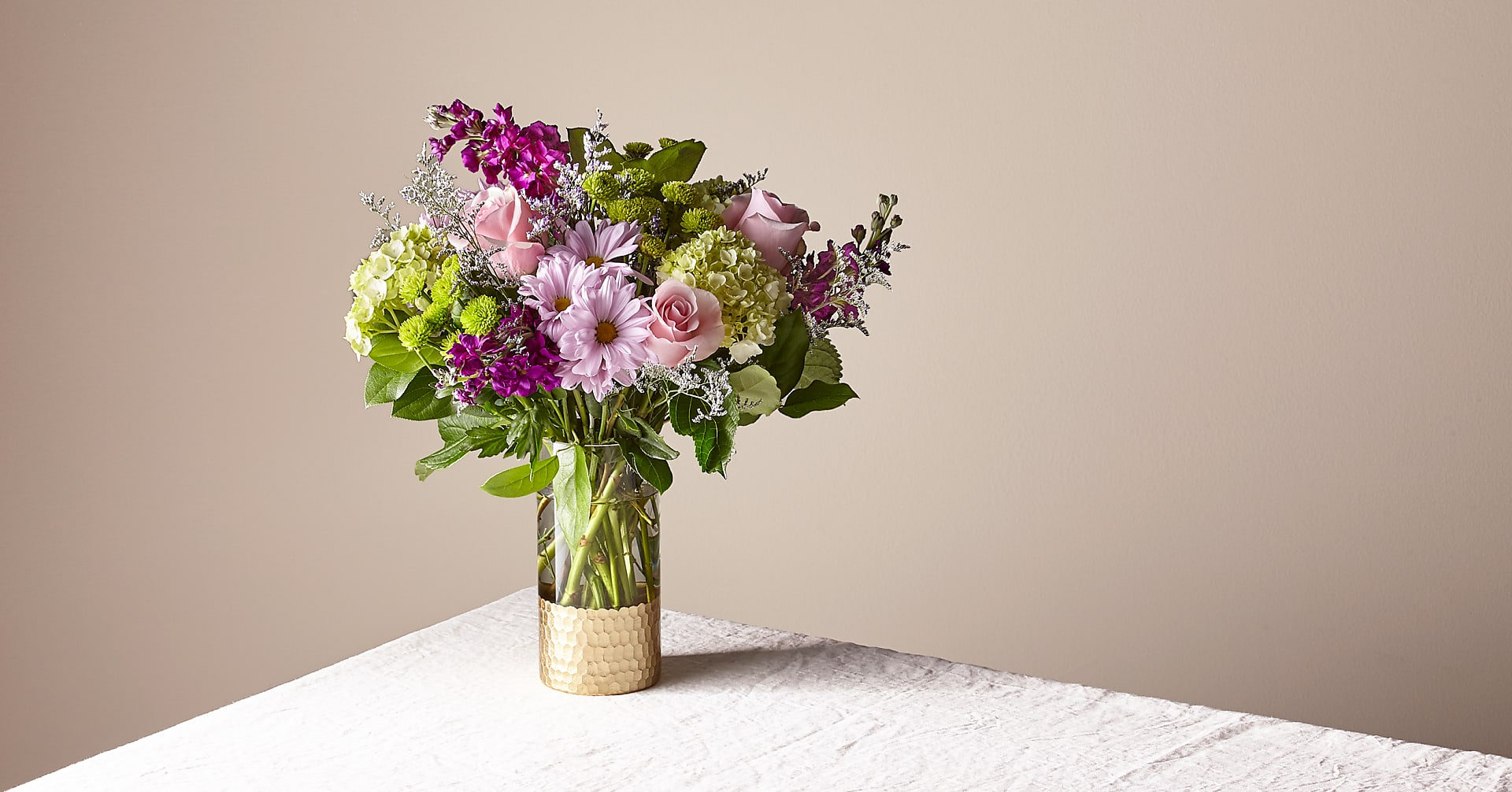 Lavender Bliss Bouquet - Image 1 Of 6