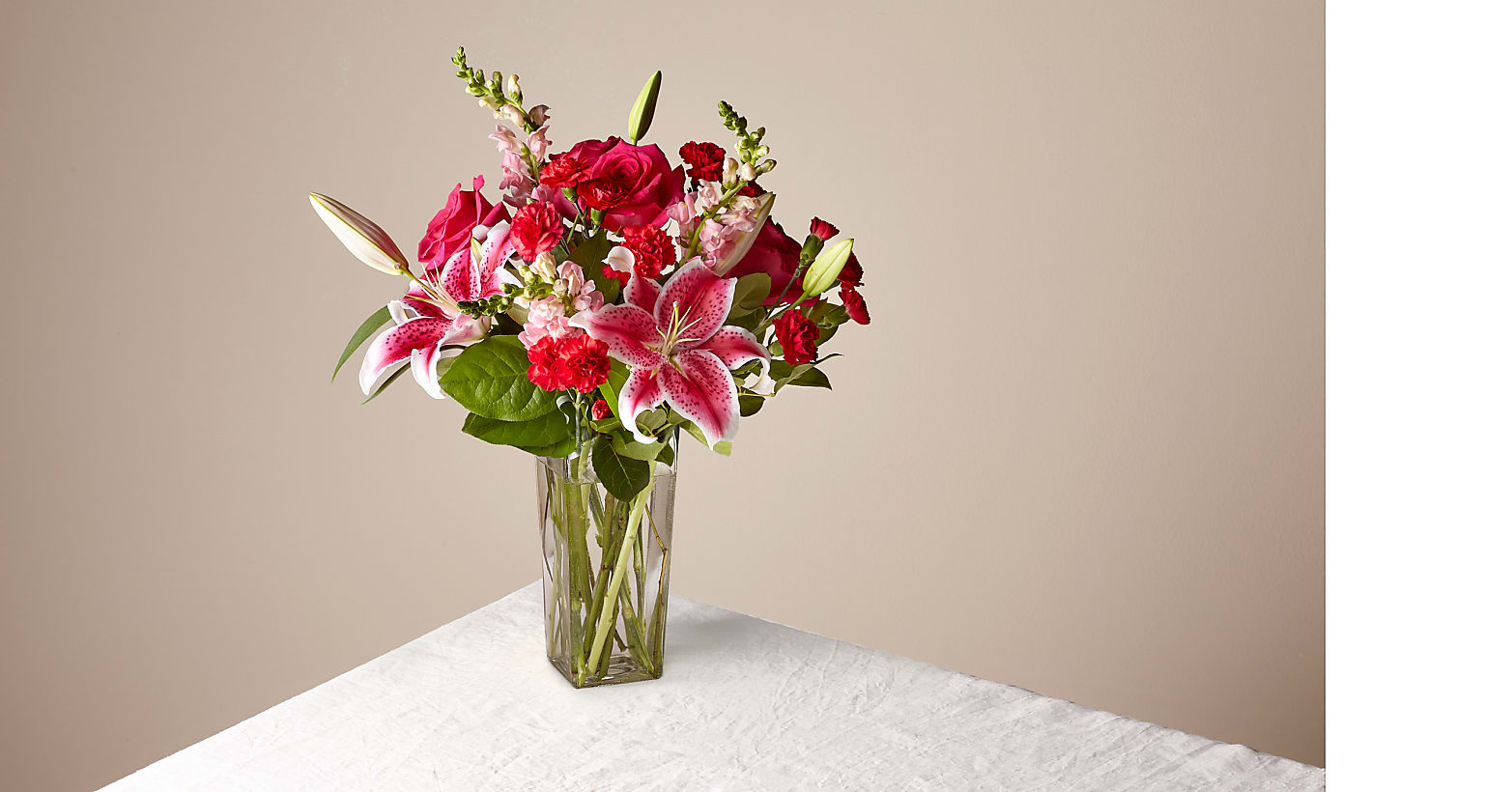 Be Mine Bouquet - Image 5 Of 6