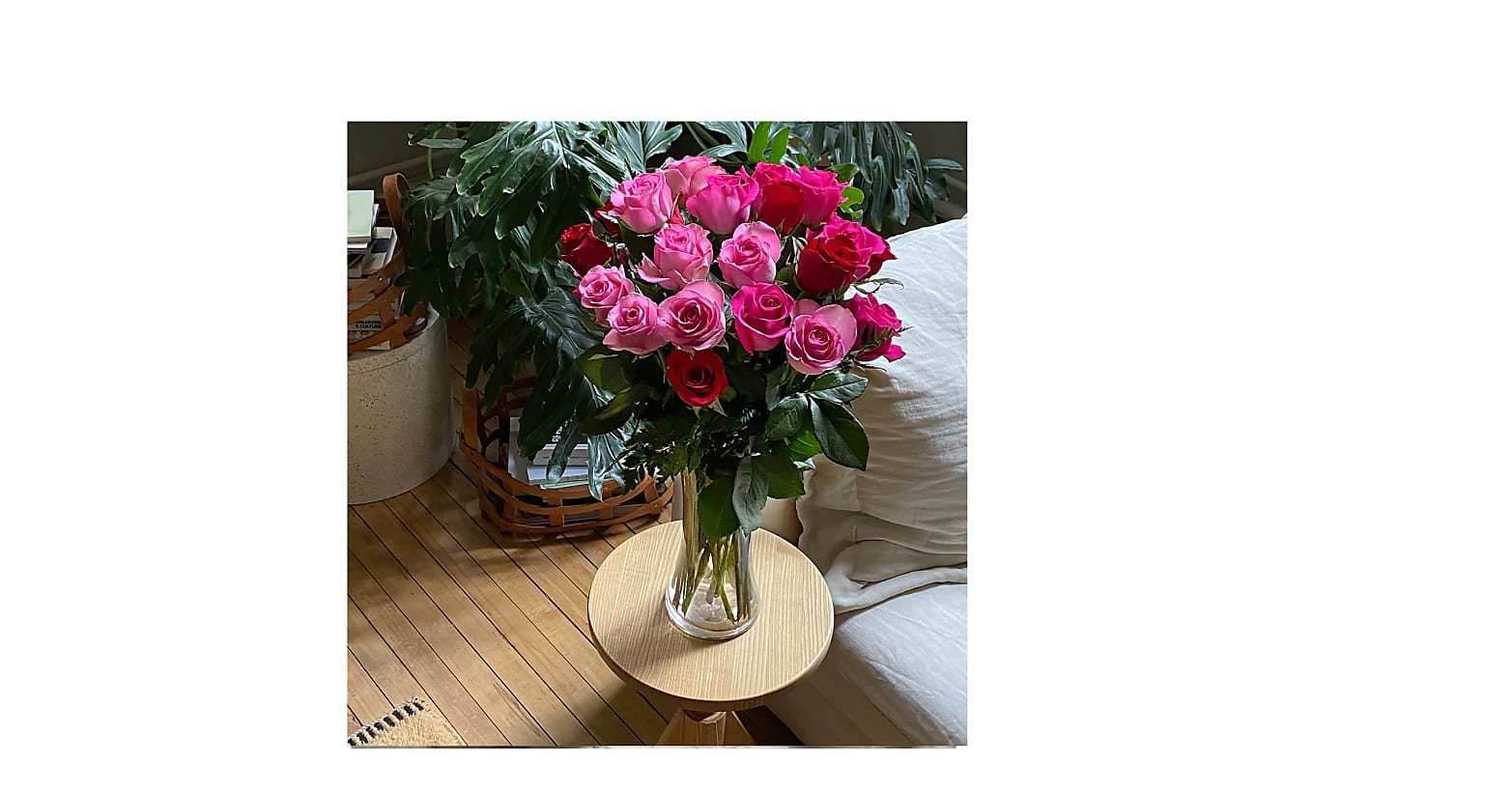 Rose Colored Love Bouquet - Image 4 Of 6