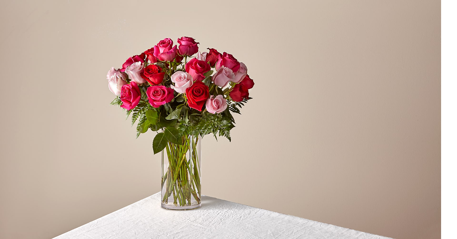 Rose Colored Love Bouquet - Image 5 Of 6
