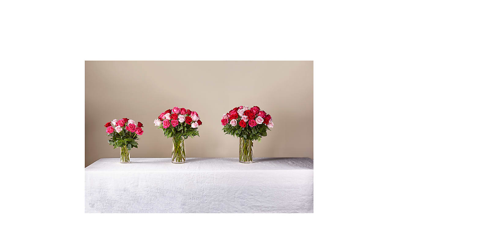 Rose Colored Love Bouquet - Image 6 Of 6