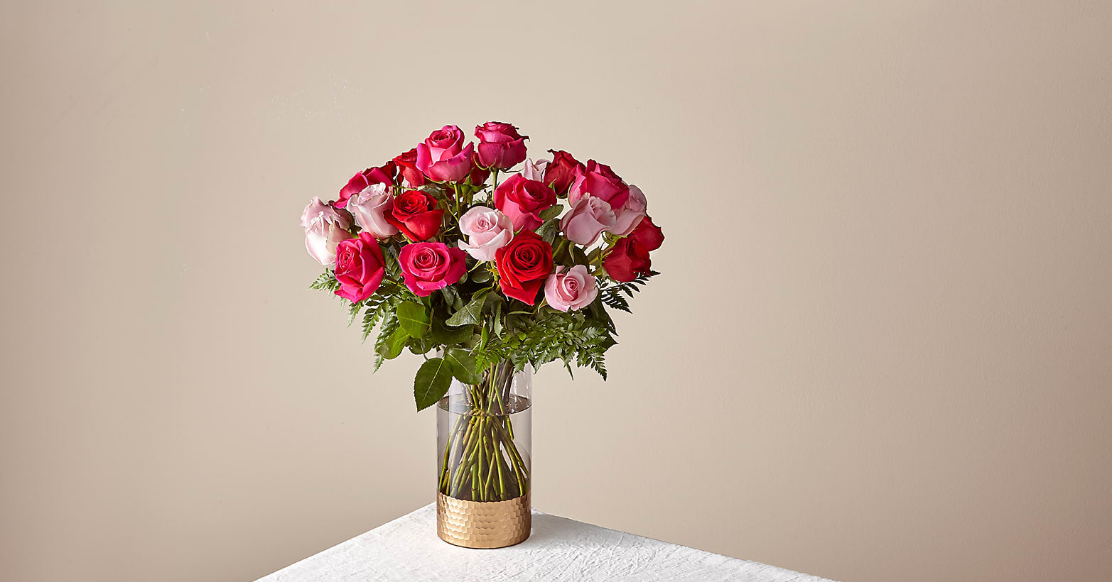 Rose Colored Love Bouquet - Image 1 Of 6