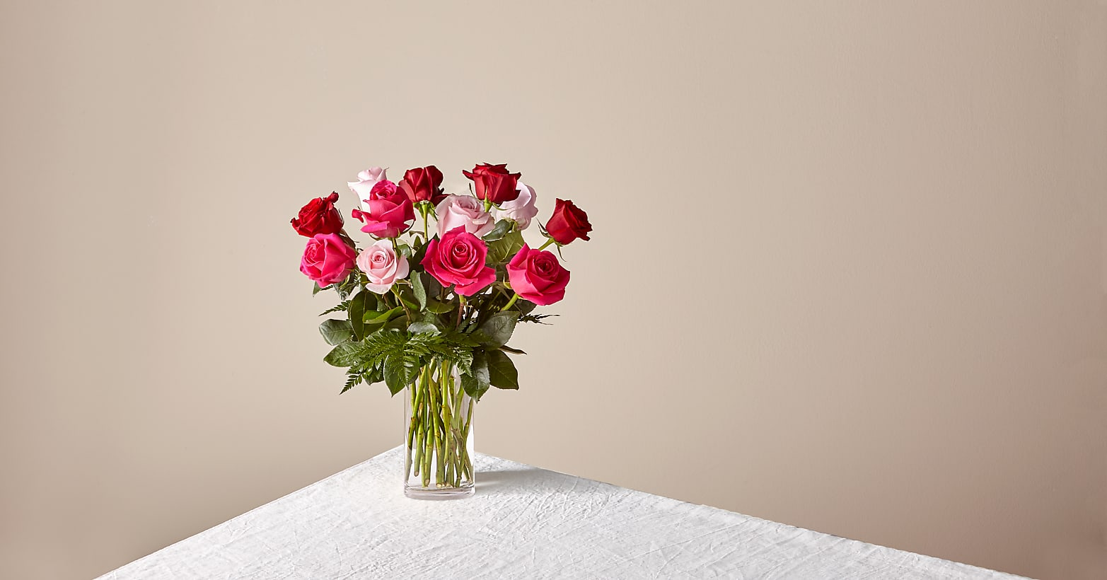 Rose Colored Love Bouquet - Image 6 Of 7