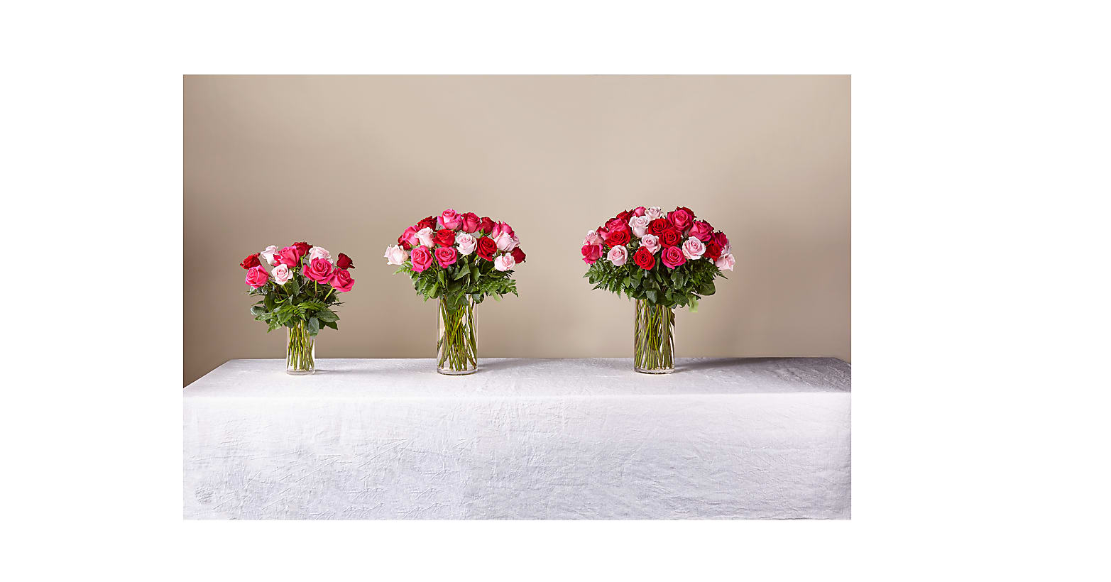 Rose Colored Love Bouquet - Image 7 Of 7