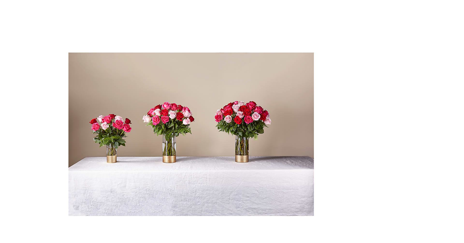Rose Colored Love Bouquet - Image 3 Of 6