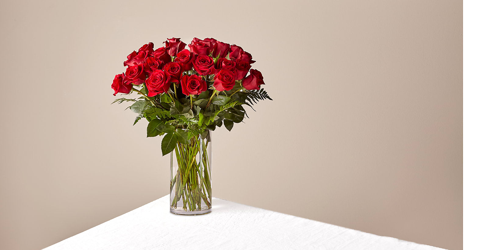 Lovebirds Red Rose Bouquet - Image 5 Of 6