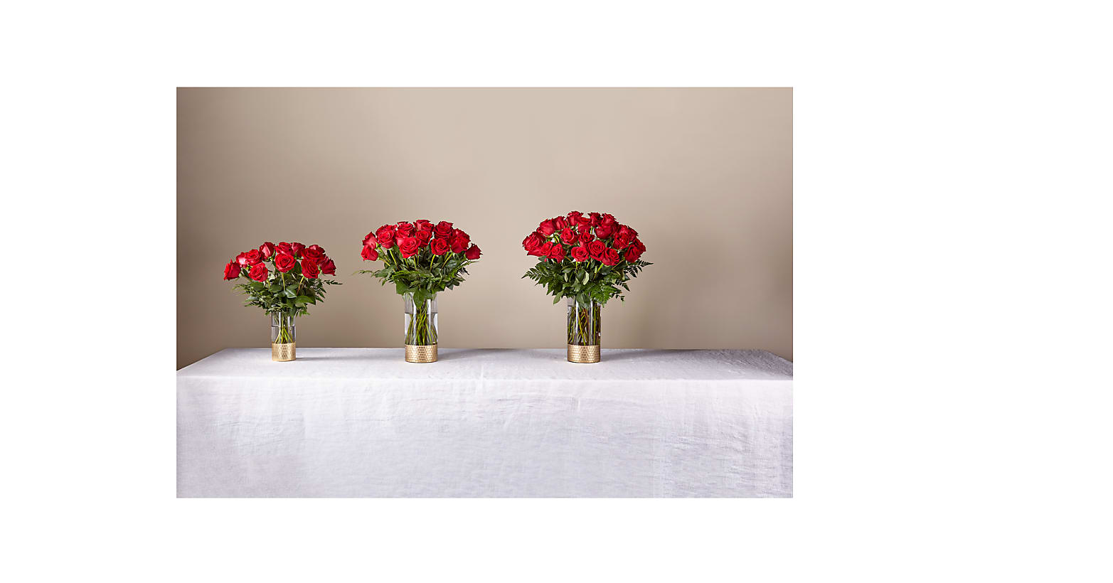 Lovebirds Red Rose Bouquet - Image 3 Of 6