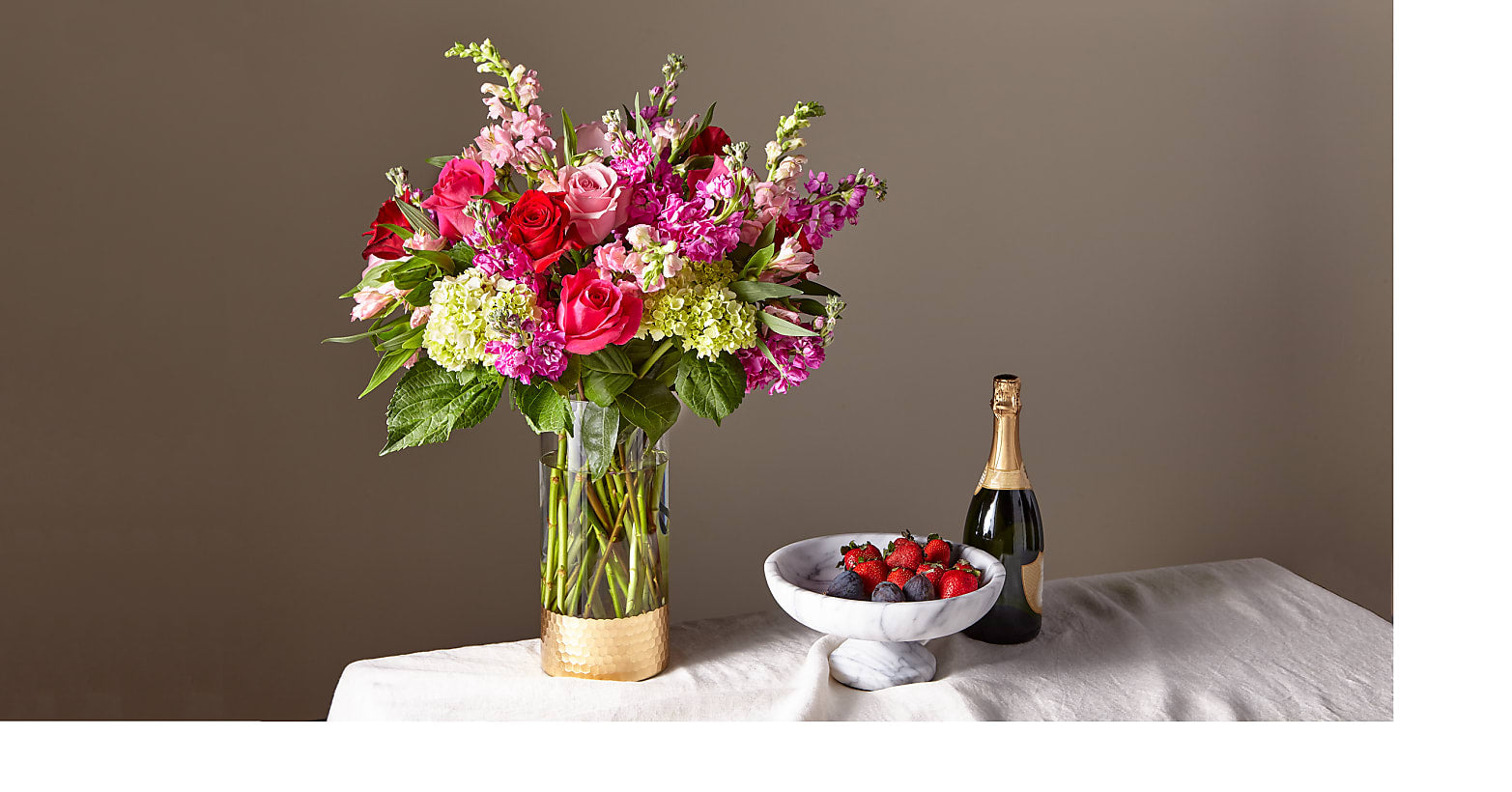 You & Me Luxury Bouquet - Image 3 Of 6