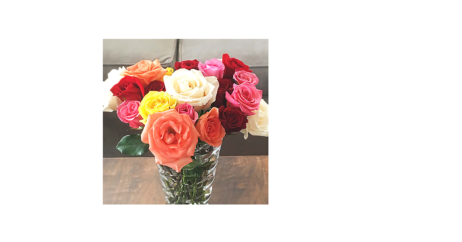 Two Dozen Assorted Roses - Image 4 Of 6