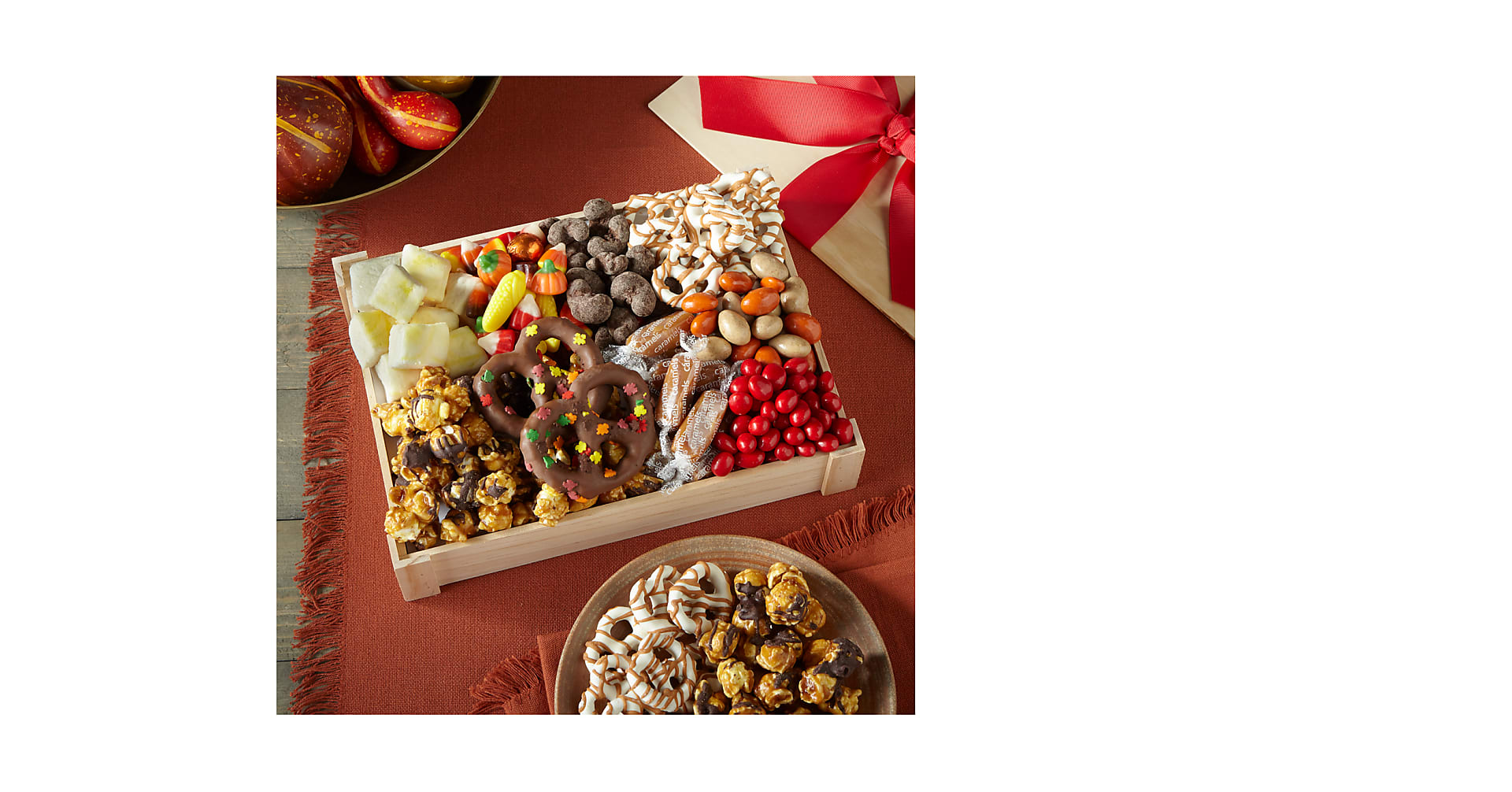 Fall Chocolate and Candy Crate