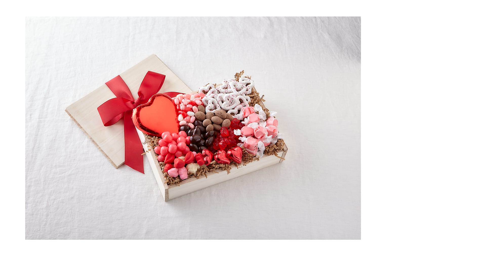 How Sweet Valentine's Day Gift Box - Image 1 Of 2