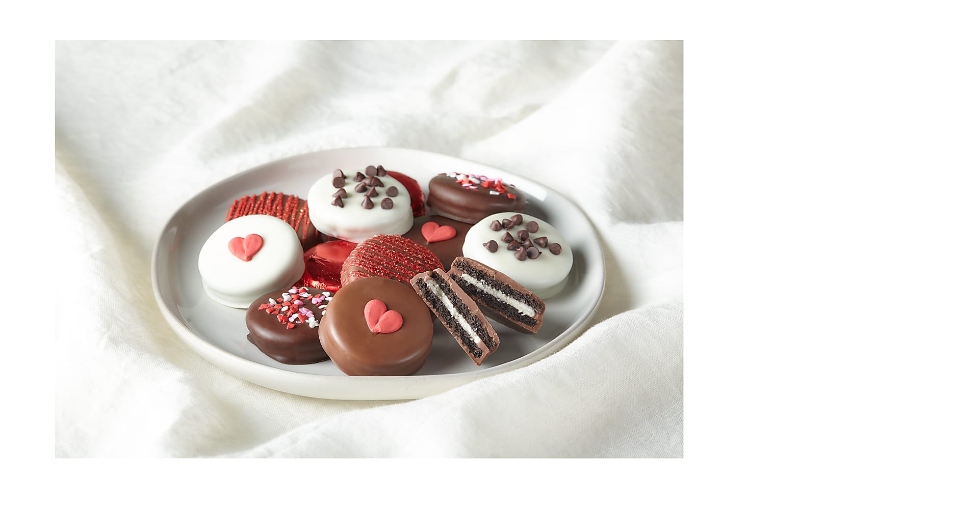 Valentine's Day Chocolate Covered OREO® Cookies - Image 2 Of 2