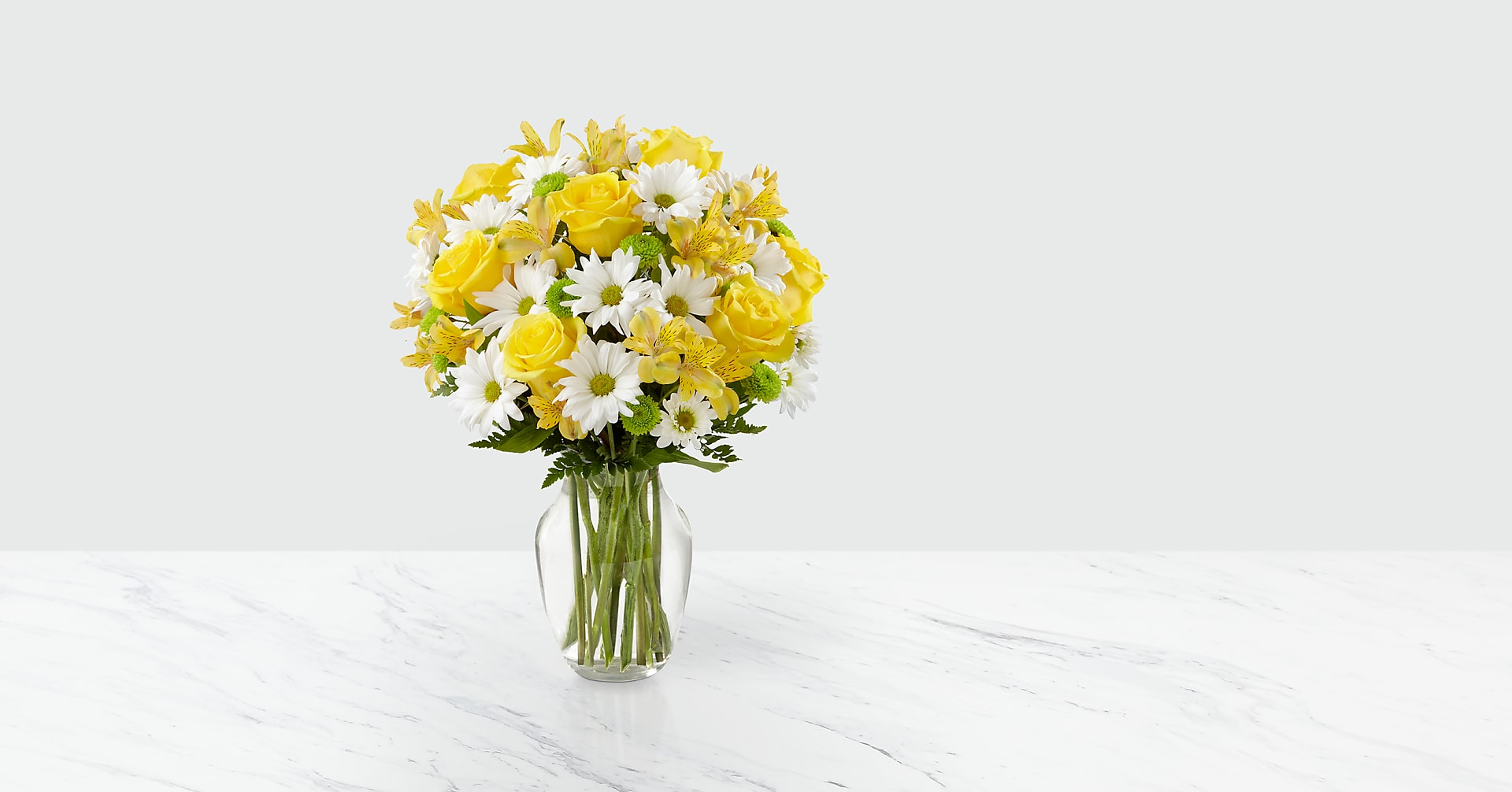 Sunny Sentiments™ Bouquet - Image 1 Of 3