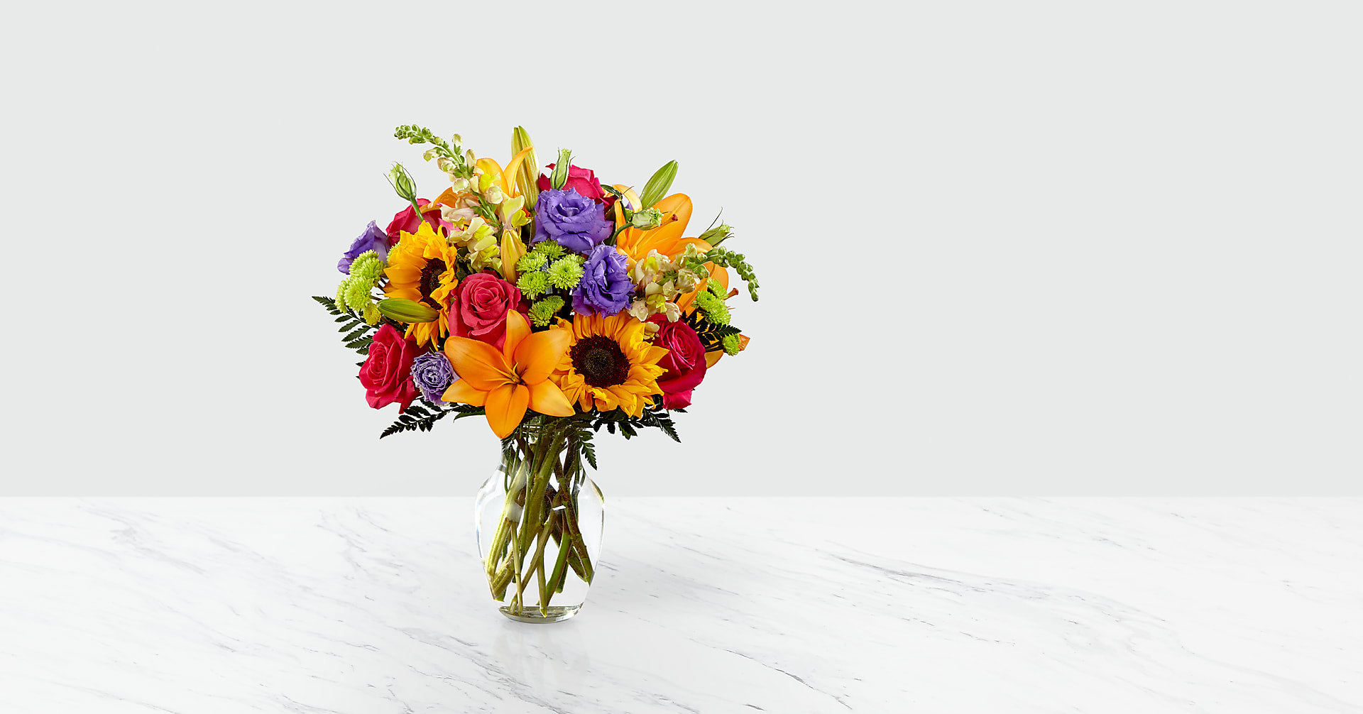 Best Day™ Bouquet- VASE INCLUDED - Image 1 Of 6