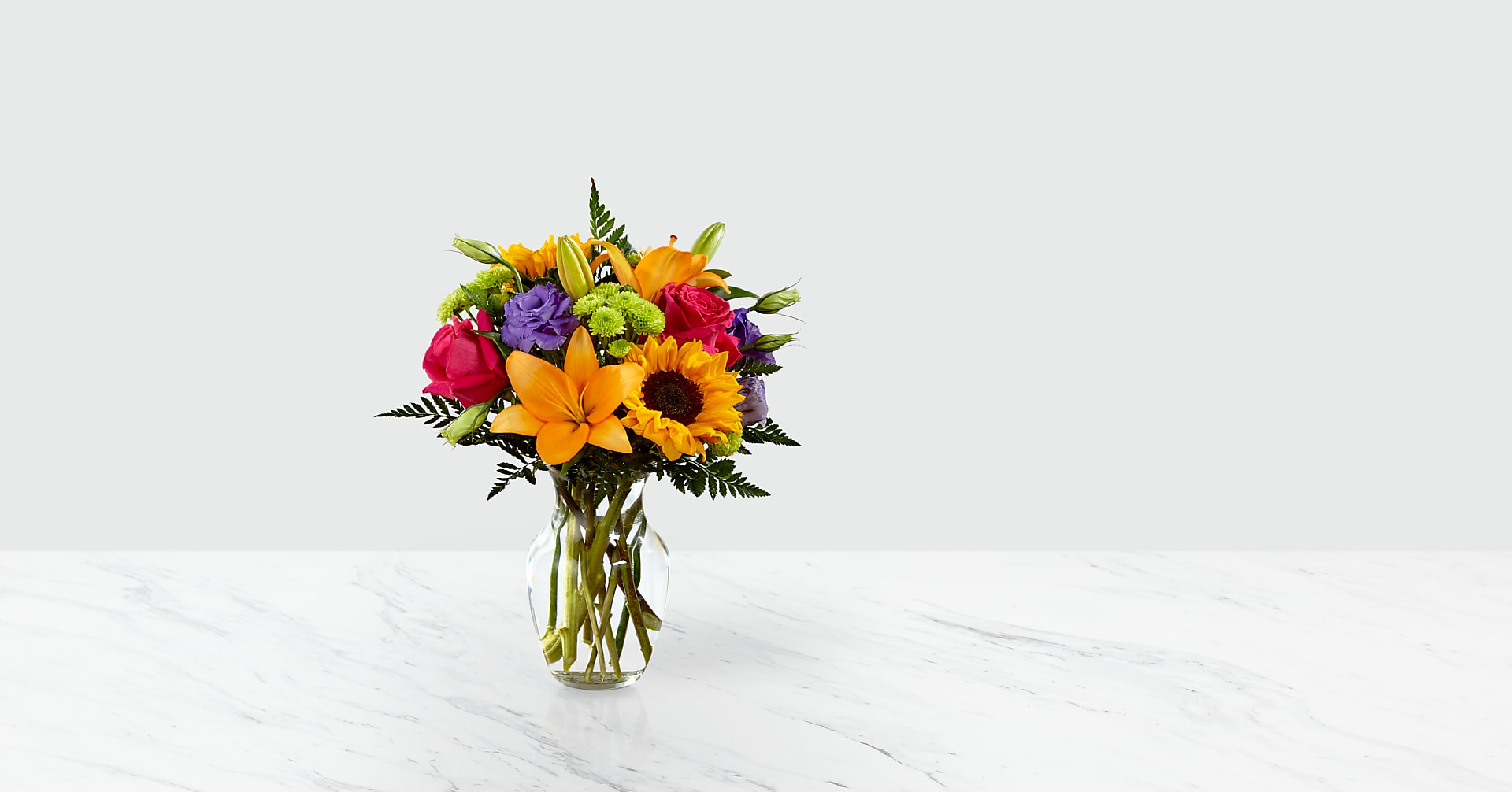 Best Day™ Bouquet- VASE INCLUDED - Image 1 Of 5