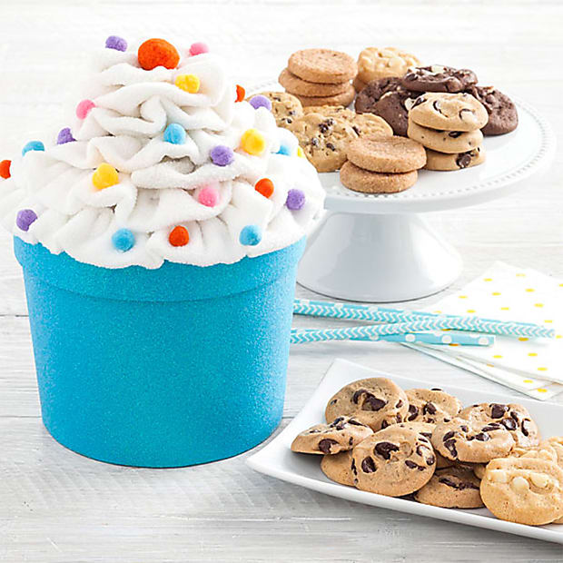 Mrs. Fields® Cupcake Cookie Box