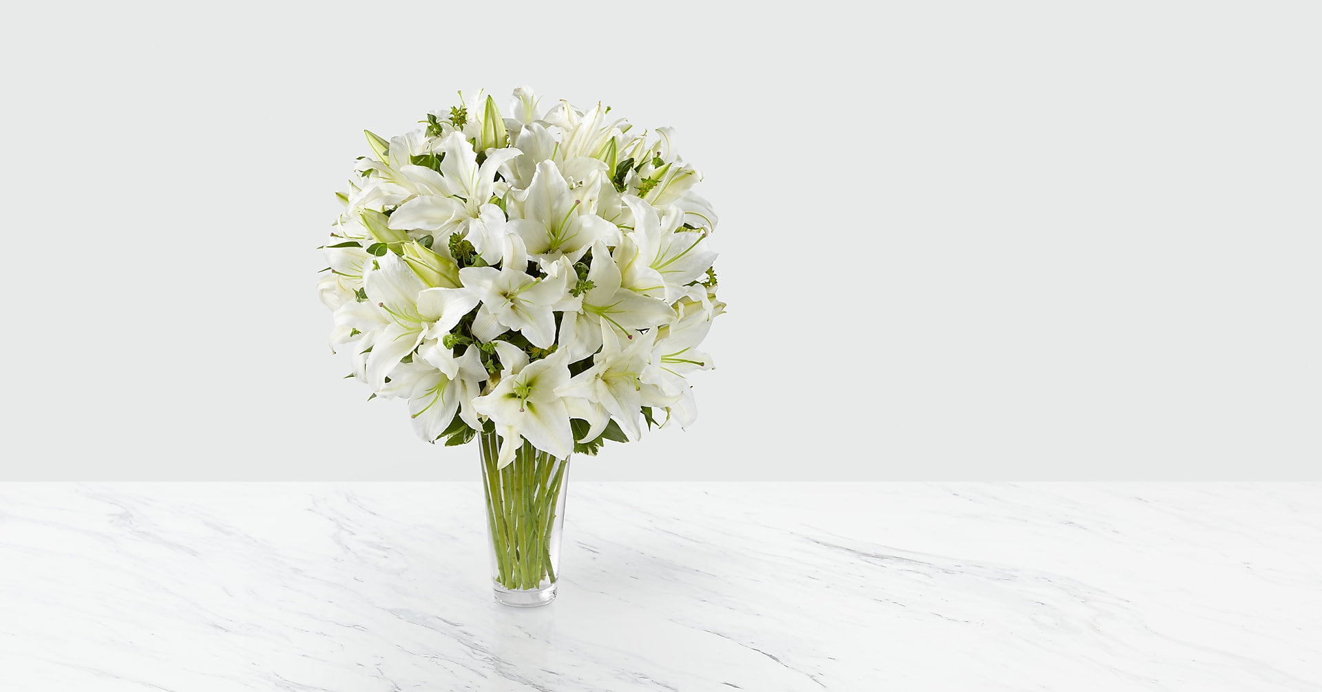 The Spirited Grace™ Lily Bouquet - Image 1 Of 3