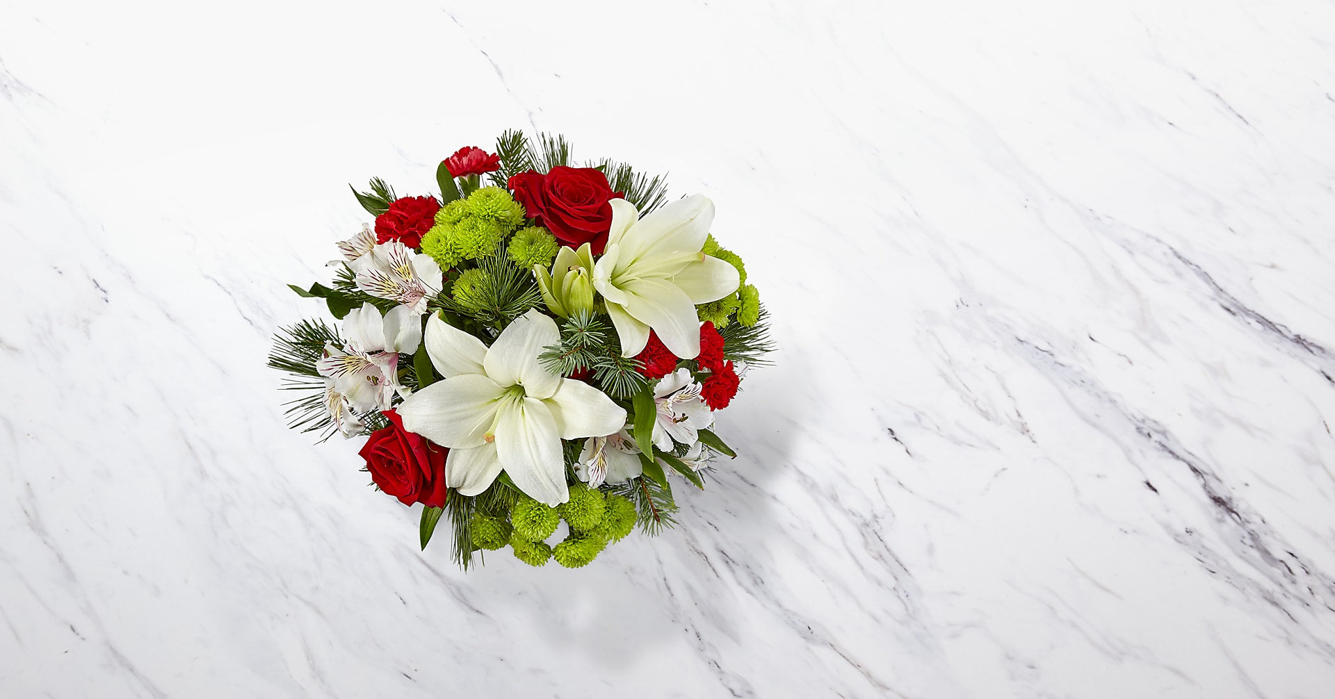Christmas Spirit™ Bouquet - Image 2 Of 4