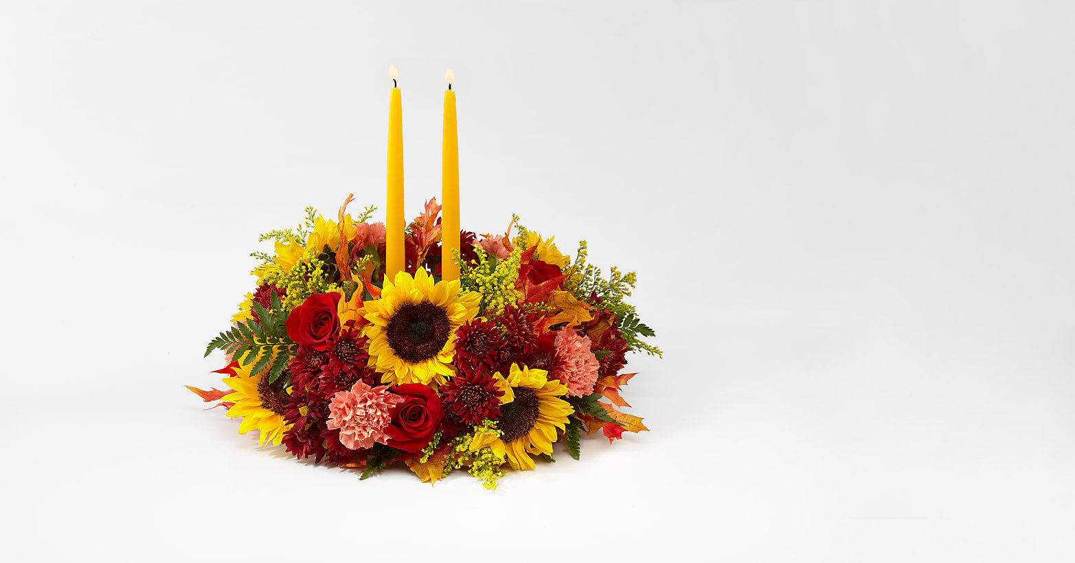 Giving Thanks Candle Centerpiece - Image 1 Of 2