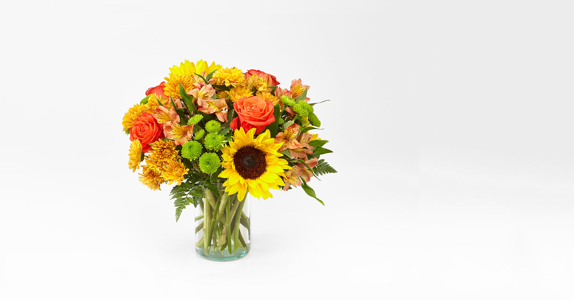 Golden Hour Bouquet - Image 1 Of 2