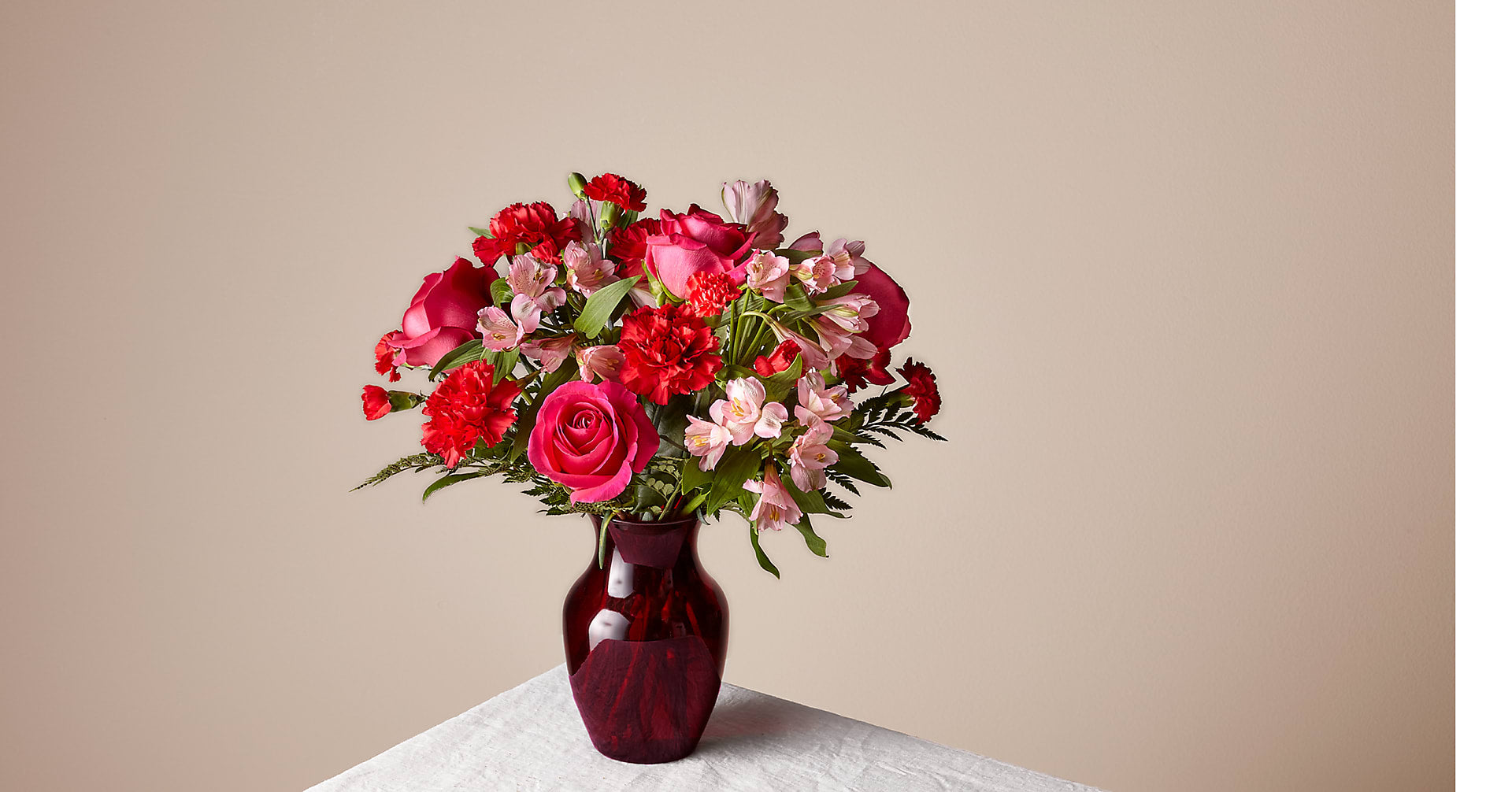 The Valentine Bouquet - Image 1 Of 5
