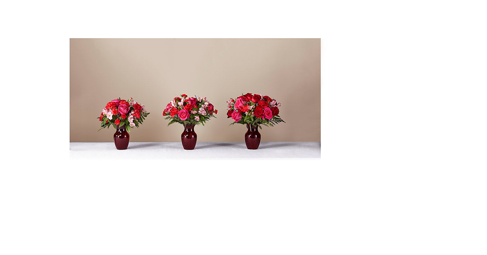 The Valentine Bouquet - Image 3 Of 5