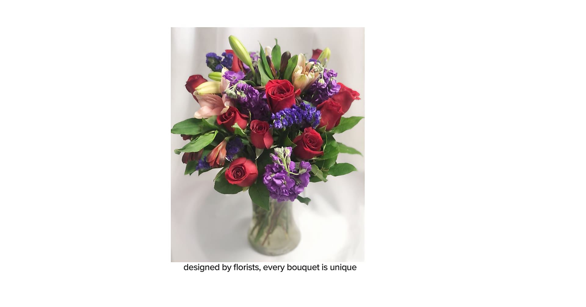 Truly Stunning Bouquet - Image 5 Of 5