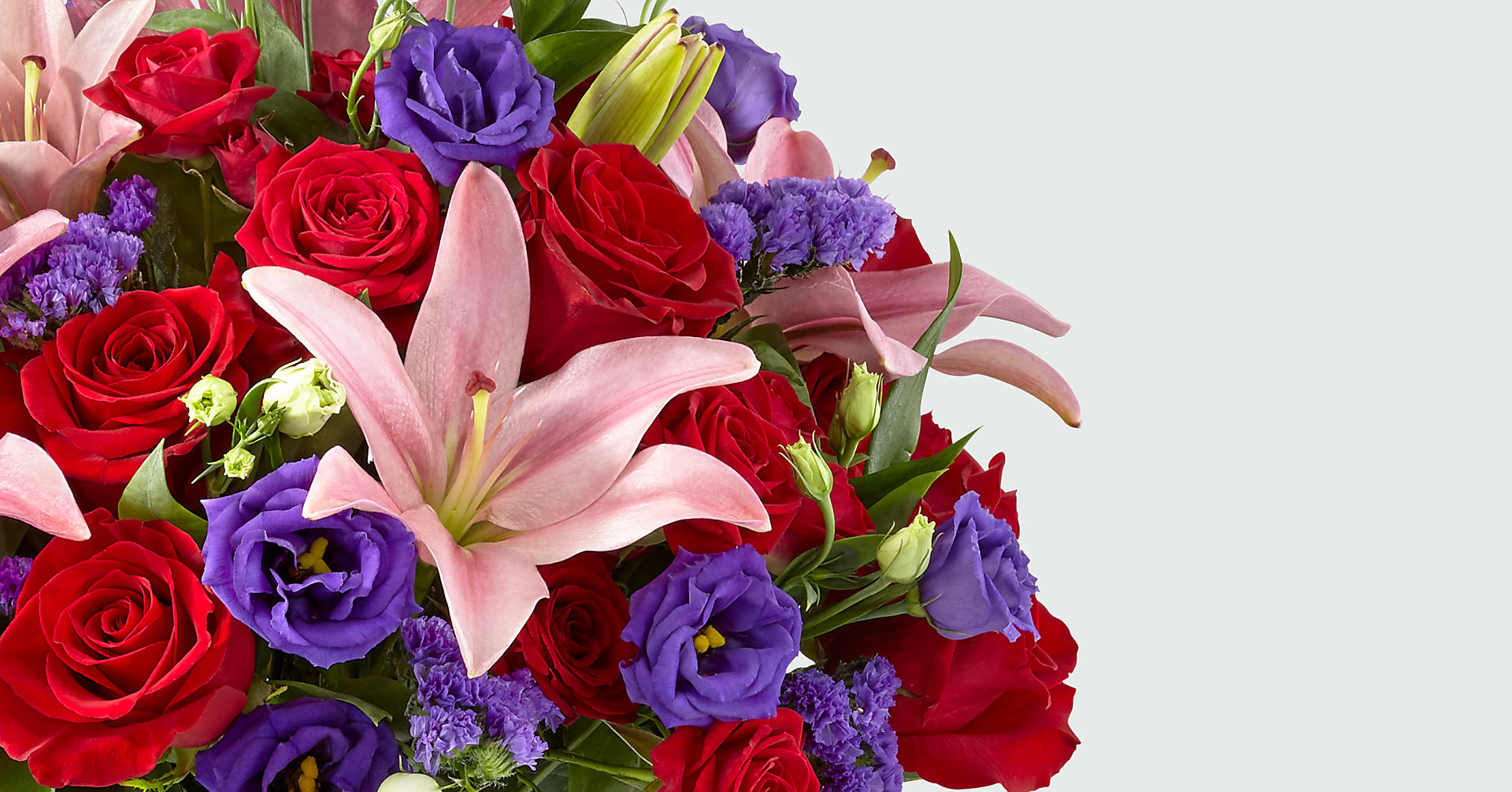 The FTD® Truly Stunning™ Bouquet - Image 3 Of 3