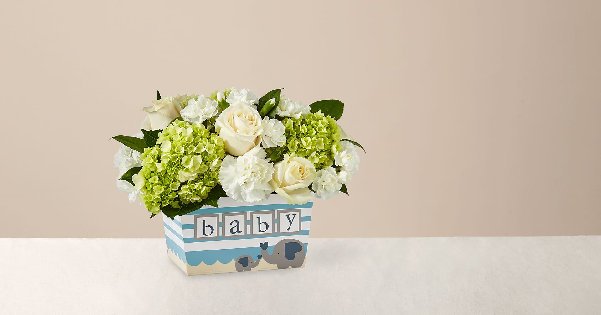 Darling Baby Boy ™ Bouquet - Image 1 Of 3